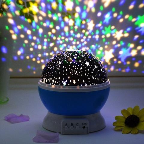 Ночник проектор Звездное небо NCH