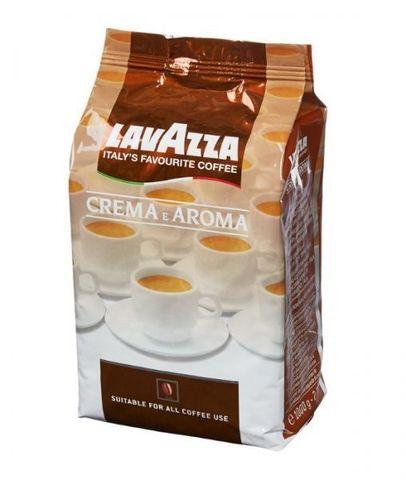 Кофе Lavazza CREMA e AROMA Medium зерно 1000 гр