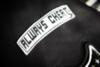 Мотокуртка - ICON 1000 VIGILANTE DROPOUT (текстиль+кожа, черная)