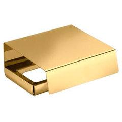 Бумагодержатель закрытый  Colombo Lulu B6291GL, золото