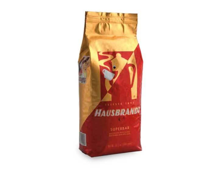 <b>Кофе в зернах Hausbrandt</b> Superbar, 1 кг (Хаусбрандт)