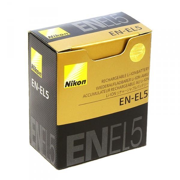 Аккумулятор Nikon EN-EL5 (Батарея для фотоаппарата Никон)