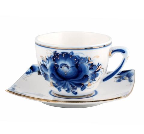 Чайная пара Лиза (золото)