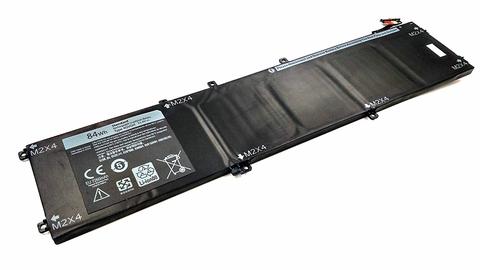 Аккумулятор для Dell XPS 15-9550 (11.4V 7300MAH) PN 4GVGH, 01P6KD, 1P6KD