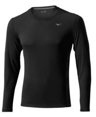 Мужская беговая рубашка Mizuno DryLite Core LSTee (J2GA4503T 09)