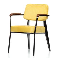 Кресло Direction желтое