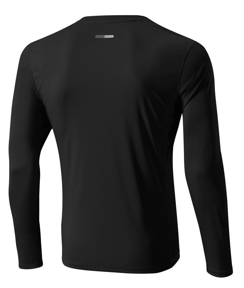 Мужская беговая рубашка Mizuno DryLite Core LSTee (J2GA4503T 09) фото