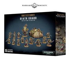 Battleforce Death Guard Infection Cluster