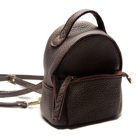 Маленький кожаный рюкзак Joyir 2092