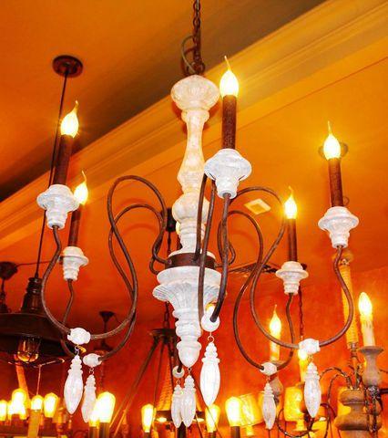 vintage chandelier 50-66 ( by Funky Vintage )