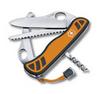 Нож Victorinox Hunter XT, 111 мм, 6 функций, с фиксатором лезвия, желтый
