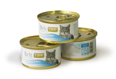 TUNA & TURKEY  Brit Care