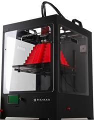 Фотография — 3D-принтер Mankati Fullscale XT