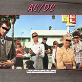 AC/DC / Dirty Deeds Done Dirt Cheap (LP)