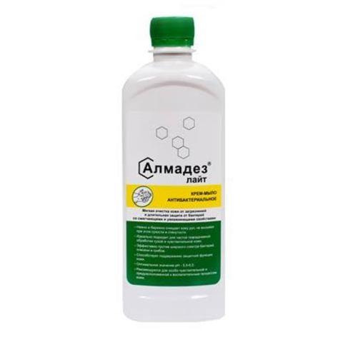Алмадез-лайт, 0,5 л., крышка