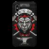 Кейс для смартфона чёрный силиконовый Варгградъ Молоты и Наковальня