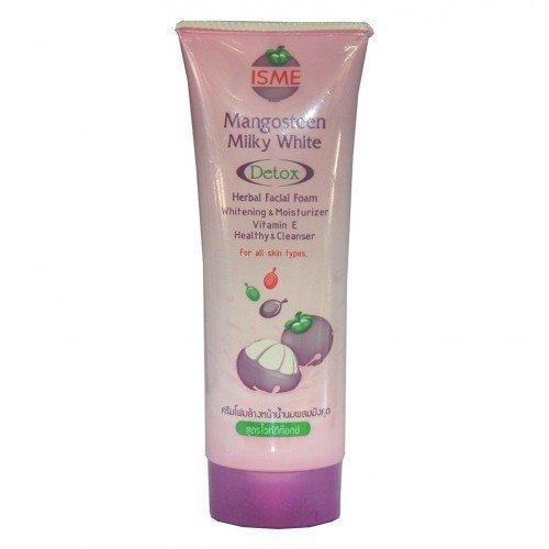 Isme Пенка для умывания с экстрактом мангостина Mangosteen Milky White Detox, 100 мл