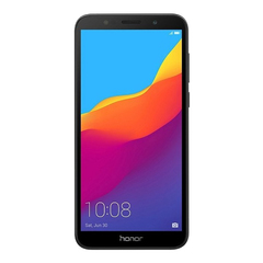 Honor 7A 3/32 Black - Черный