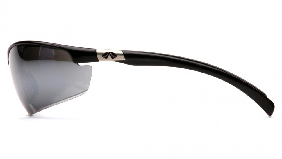 Очки баллистические стрелковые Pyramex Forum VGSB6670D зеркально-серые 16%