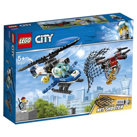 LEGO City: Воздушная полиция: Погоня дронов 60207 — Sky Police Drone Chase — Лего Сити Город