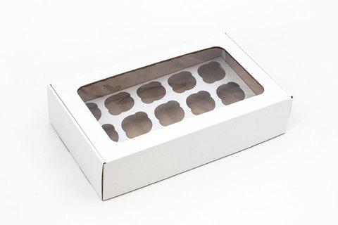 Коробка на 15 капкейков