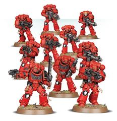 Blood Angels Primaris Intercessors [предзаказ]