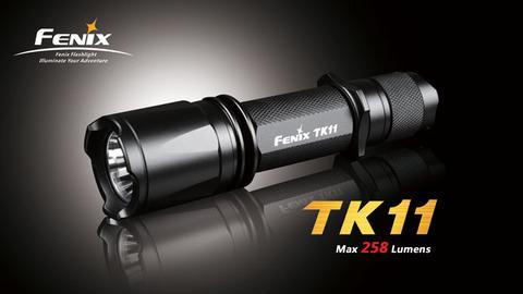 Фонарь Fenix TK11 (Cree R5, 258 лм)