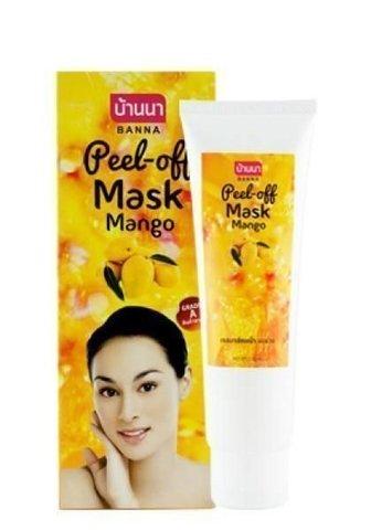 Banna Маска-пленка Манго Peel-off Mask Mango, 120 мл