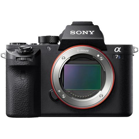 Цифровой беззеркальный фотоаппарат Sony A7S MK II Body