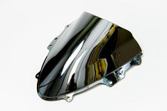 Ветровое стекло для мотоцикла Suzuki GSX-R600/750 04-05 DoubleBubble Хром