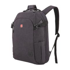 Рюкзак Swissgear 15'', серый, 31x20x47 см, 29 л