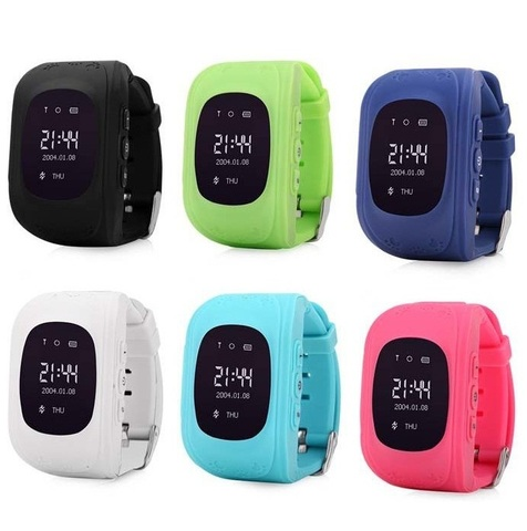 Детские часы с GPS Smart Baby Watch Q50