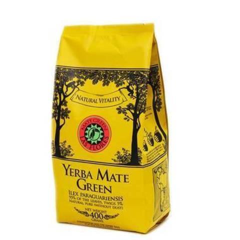 Чай травяной Йерба мате Green Las Flores (Цветочный) 400 г