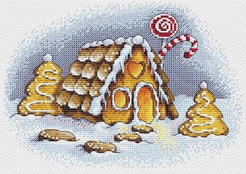 Пряничная зима