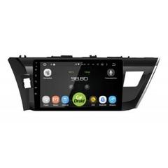 Штатная магнитола на Android 6.0 для Toyota Corolla E160 Roximo CarDroid RD-1103F