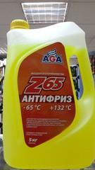 Антифриз AGA Желтый 5л