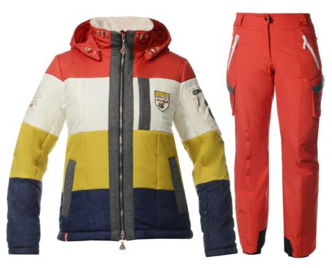 ALMRAUSCH STEINBERG-HOCHEGG женский горнолыжный костюм