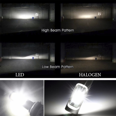 Светодиодные лампы H4 головного света Аврора  серия G8  ALO-G8-H4-6000LM ALO-G8-H4-6000LM  фото-4