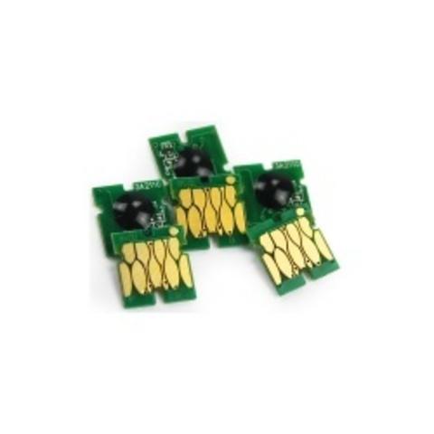 Комплект чипов для Epson SureLab D700 (Чипы Epson T7821-T7826)
