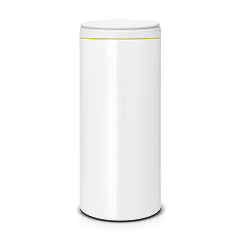 Мусорный бак Flip Bin (30 л), Белый, арт. 106866 - фото 1