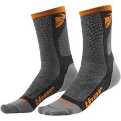 Dual Sport / Серо-оранжевый