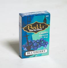 Табак Balli 50 г Blueberry