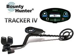 Недорогой металлоискатель Bounty Hunter Tracker IV