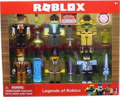 Roblox 6 Figure Multipack- Assorted