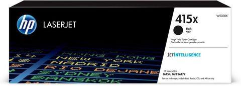 Kартридж чёрный 415X для HP LaserJet M454, MFP M479 (7,5K)
