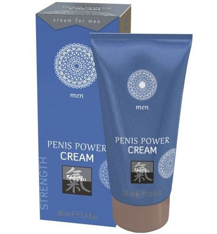 Возбуждающий крем для мужчин Penis Power Cream - 30 мл.