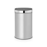 Мусорный бак Touch Bin New 40 л, артикул 114861, производитель - Brabantia