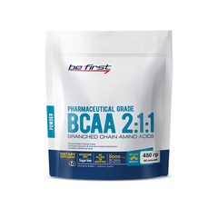 BE FIRST BCAA 2:1:1 POWDER 450