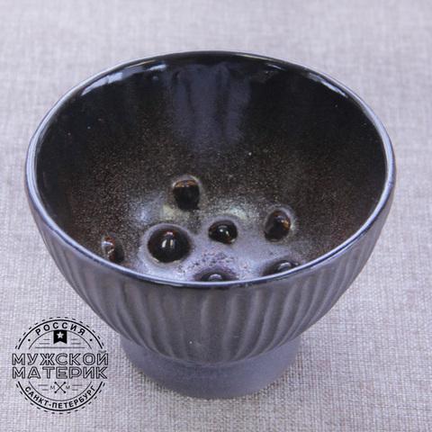 Чаша для бритья Стоун Матовое покрытие