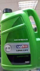 Антифриз Luxe 5л Зеленый